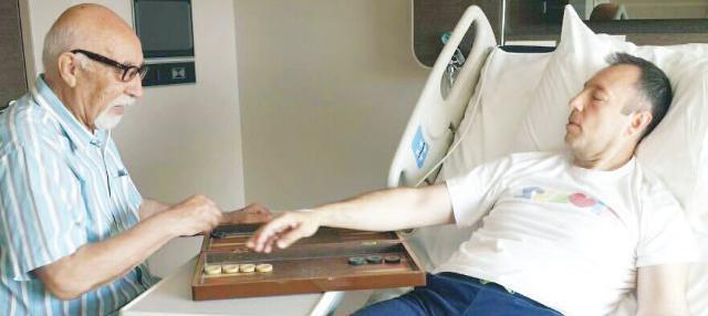 akciger kanseri ameliyatı sonrası