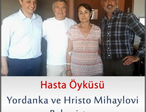 Yordanka ve Hristo Mihaylovi